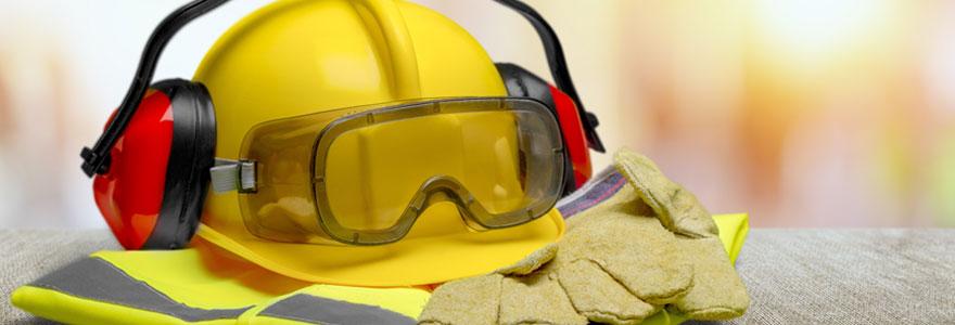 Achat en ligne d'équipement et de vêtements de protection pour professionnels